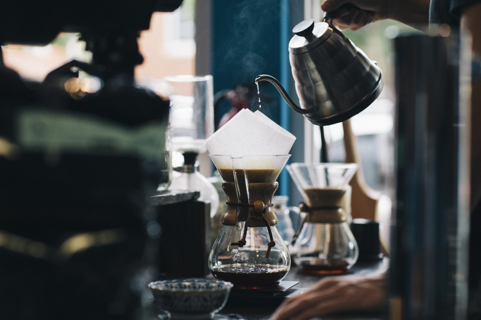 chemexcoffeebrewing